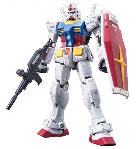 Bandai: RG 01 RX-78-02 Gundam