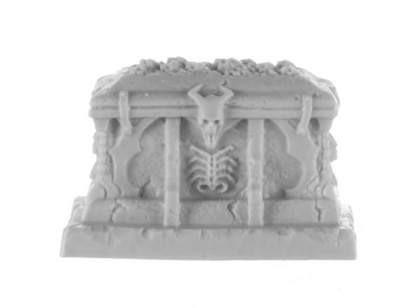 Reaper Bones Classic: Sealed Sarcophagus