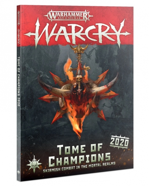 Age of Sigmar: Warcry Tome of Champions 2020