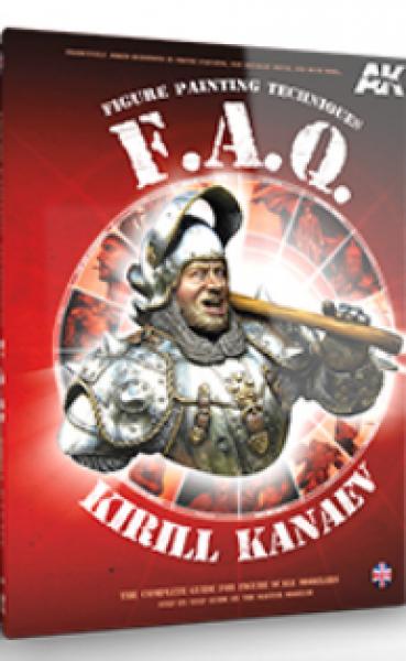 AK-Interactive: FAQ Figures - Figure Painting Techniques
