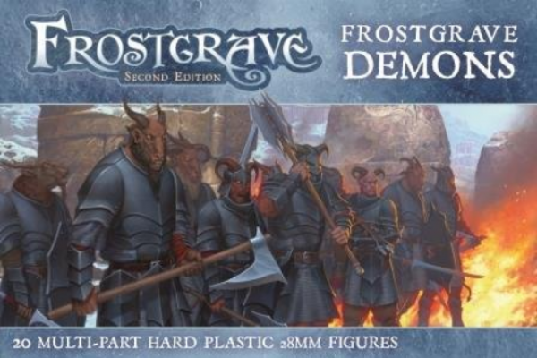 Frostgrave: Frostgrave Demons Box Set
