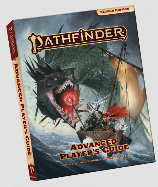 Pathfinder (P2): Advanced Player's Guide Pocket Edition