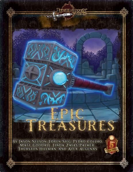 D&D 5th Edition: Epic Treasures (5E)