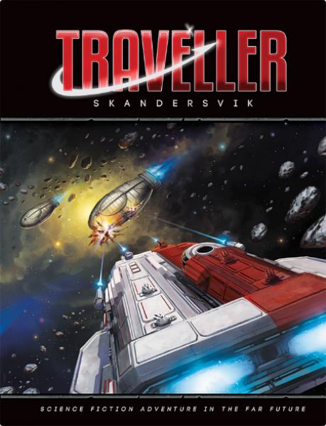 Traveller RPG: Skandervik