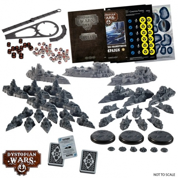 Dystopian Wars: Hunt for the Prometheus