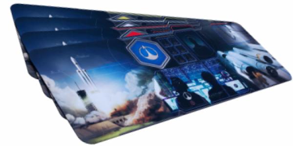Rocketmen: Player's Mat Set
