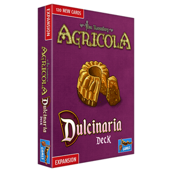 Agricola: Dulcinaria Deck Expansion