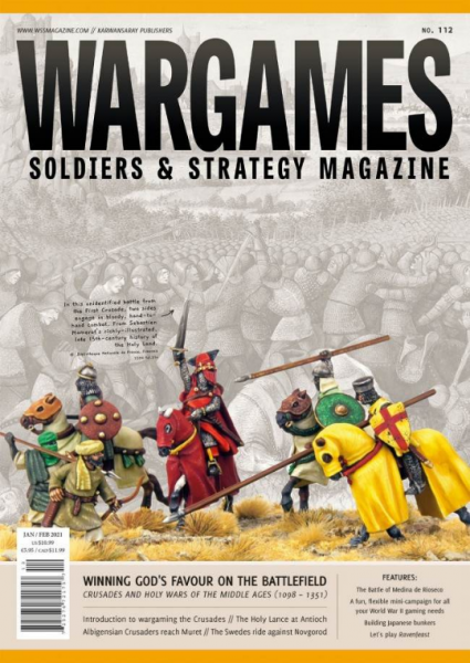 Wargames, Soldiers & Strategy Magazine: Issue #112