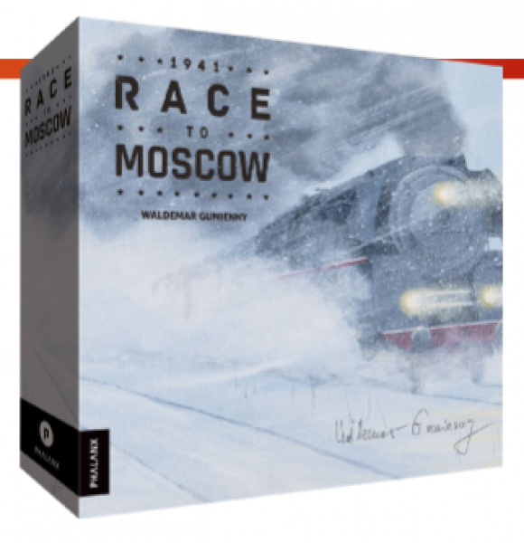1941: Race to Moscow (Core Game)
