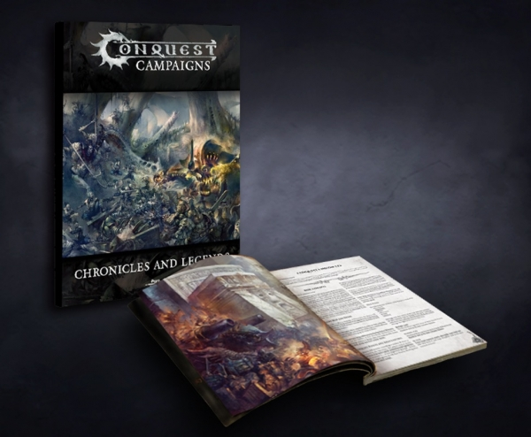 Conquest: Campaign Book and Rules Expansion