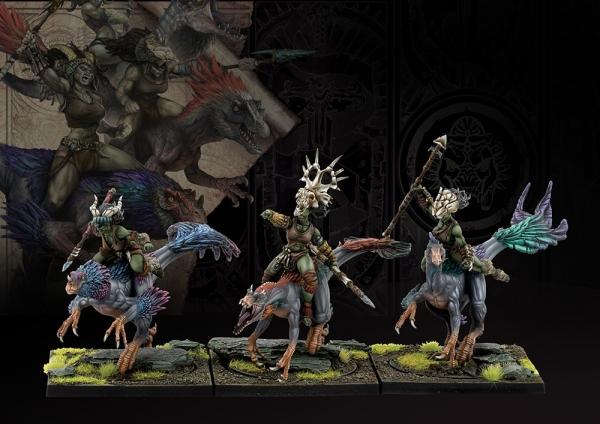 Conquest: W'adrhun - Raptor Riders