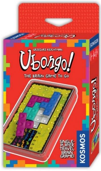Ubongo: The Brain Game To Go