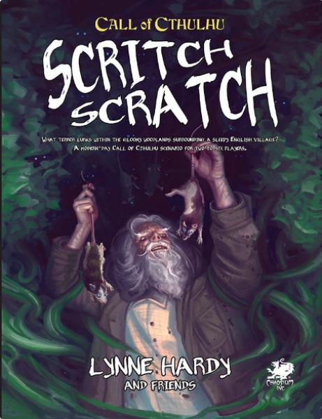 Call Of Cthulhu: Scritch Scratch