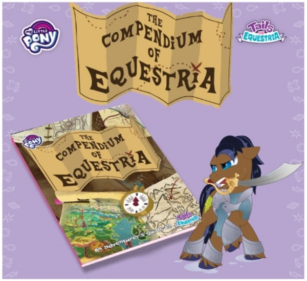 My Little Pony RPG: Tails of Equestria - The Compendium of Equestria