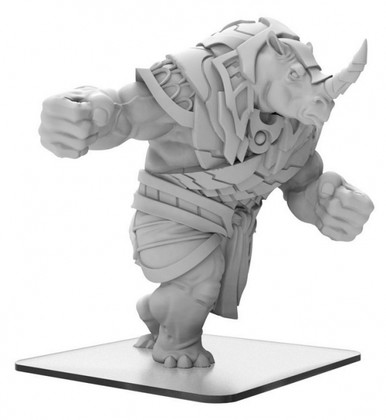 Monsterpocalypse: Taharka – Legion of Mutates Monster (resin/metal)