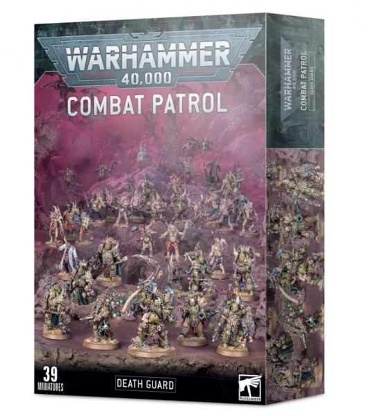 WH40K: Combat Patrol - Death Guard [LIMITED/ALLOCATED]