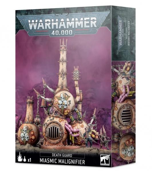 WH40K: Death Guard Miasmic Malignifer [LIMITED/ALLOCATED]