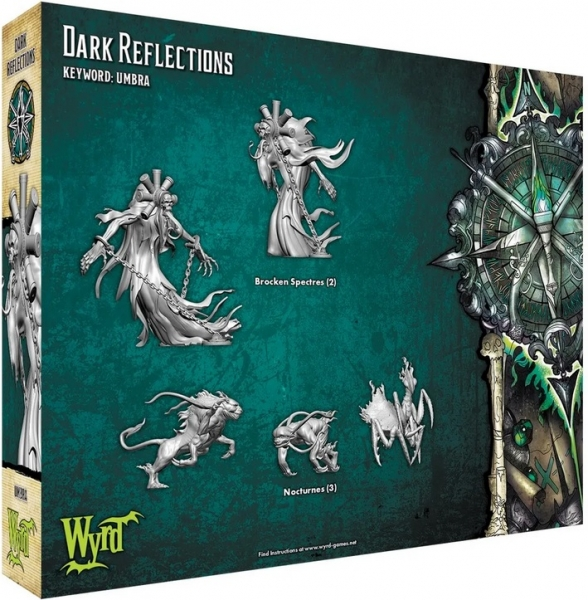Malifaux (M3E): Dark Reflections
