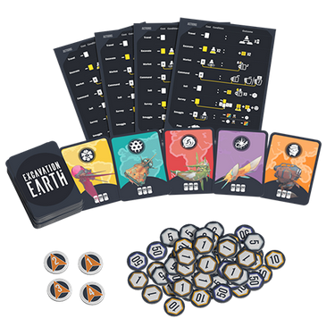 Excavation Earth (Core Game)