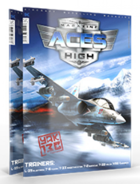 AK-Interactive: Aces High Magazine Issue 18 - Trainers