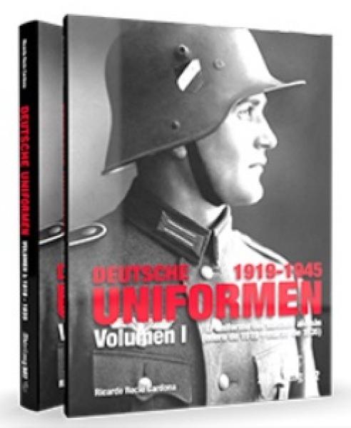 Abteilung 502: Deutsche Uniformen (1919-1945) Vol 1