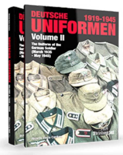 Abteilung 502: Deutsche Uniformen (1919-1945) Vol 2