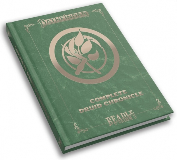 Pathfinder RPG: Complete Druid Chronicle (HC)