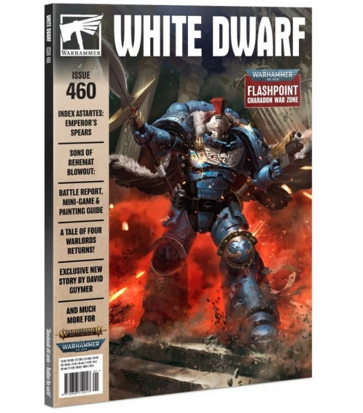 White Dwarf Magazine Issue 460 (January 2021)