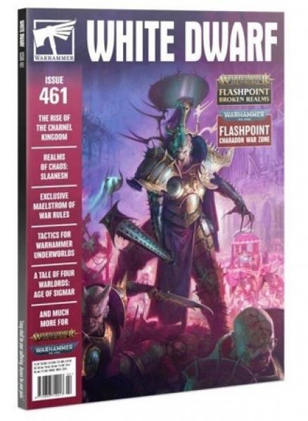 White Dwarf Magazine Issue 461 (February 2021)