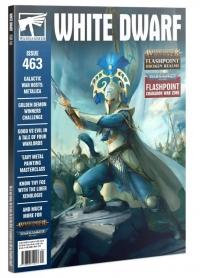 White Dwarf Magazine Issue 463 (April 2021)