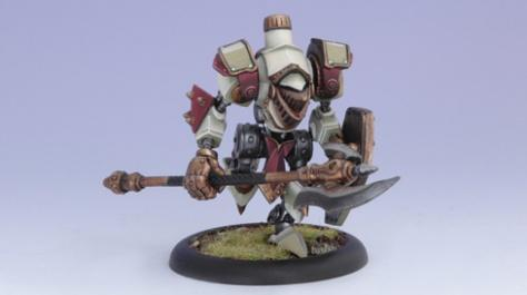 (The Protectorate Of Menoth) Devout Light Warjack