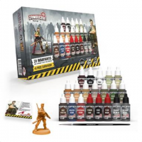 Warpaints: Zombicide 2nd Edition Paint Set