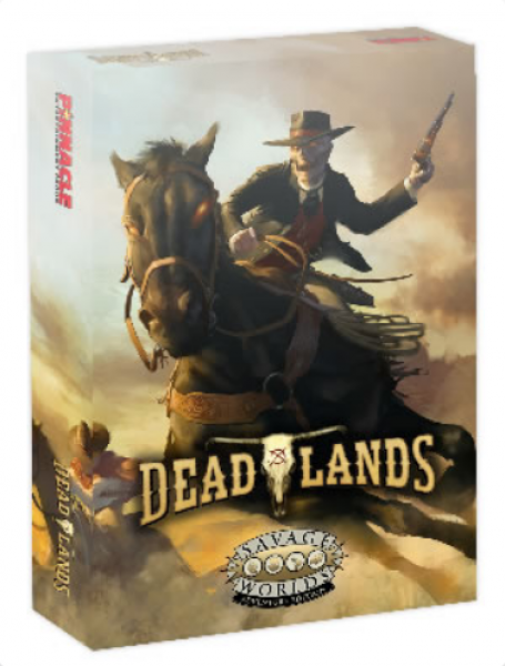 Deadlands RPG: the Weird West Boxed Set