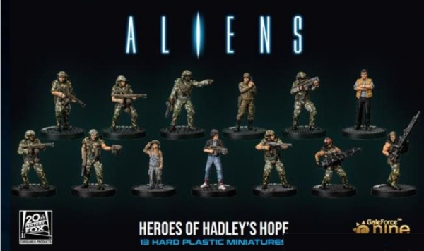 Aliens: Heroes of Hadley's Hope Expansion