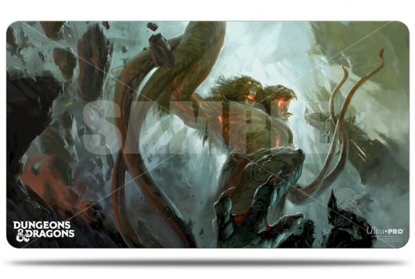 Game Play Mat: D&D Cover Series - Out of the Abyss