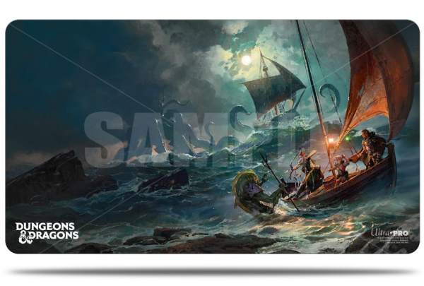 Game Play Mat: D&D Cover Series - Ghosts of Saltmarsh