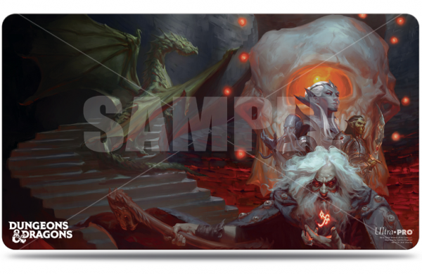 Game Play Mat: D&D Cover Series - Waterdeep Dungeon of the Mad Mage