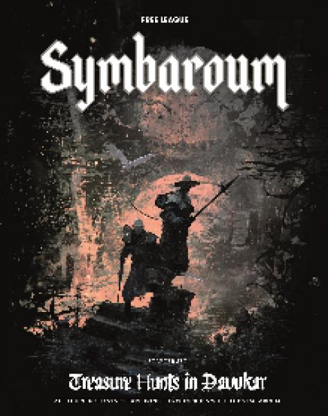 Symbaroum RPG: Starter Set