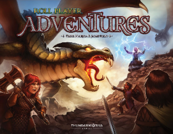 Roll Player: Adventures (Core Game)