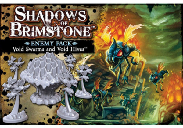 Shadows Of Brimstone: Enemy Pack - Void Swarms & Void Hives