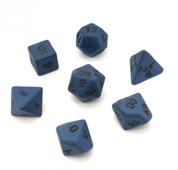 Ceramic Dice: Duskblade Standard Set (7-Dice)