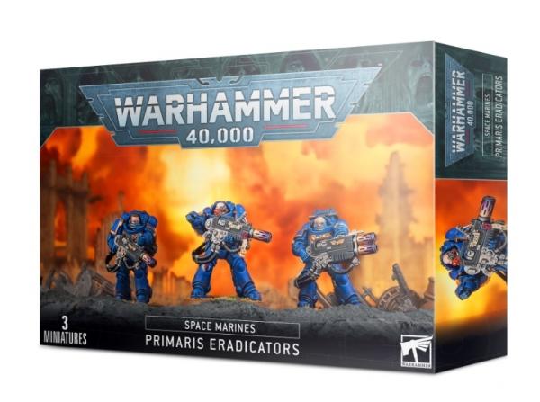 Warhammer 40,000: Space Marines Primaris Eradicators  [LIMITED/ALLOCATED]