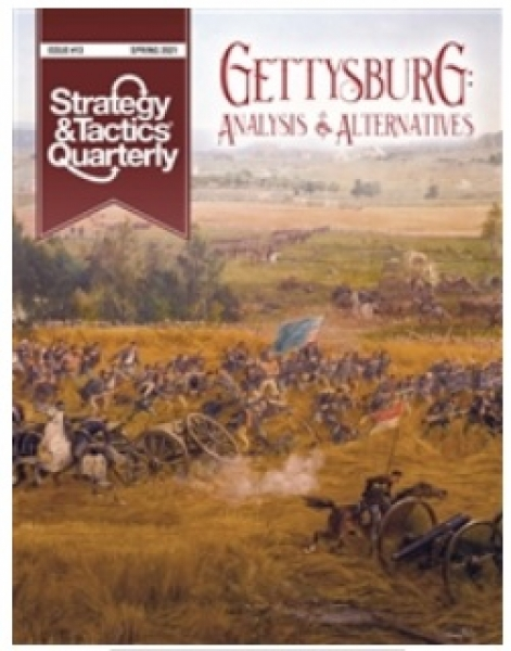 Strategy & Tactics Quarterly #13: Gettysburg