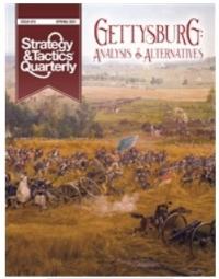 Strategy & Tactics Quarterly #13: Gettysburg