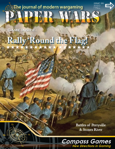 Paper Wars Magazine: #96 Rally 'Round the Flag