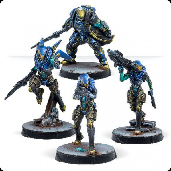 Infinity (#868): Nyoka Assault Troops