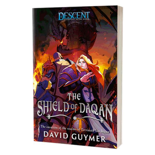 Descent: The Shield of Daqan [Novel]