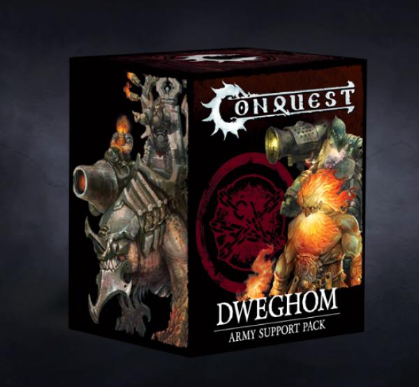 Conquest: Dweghom Army Support Pack W2