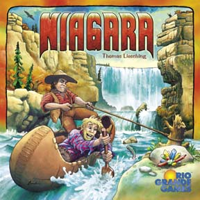 Niagara: The Award Winning Family Game of Gem Hunting