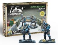 Fallout: Wasteland Warfare - Super Mutant Nightkin